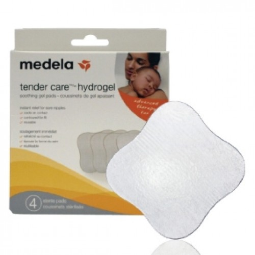 Tender Care Hydrogel Pads – Advanced Therapy for sore nipples