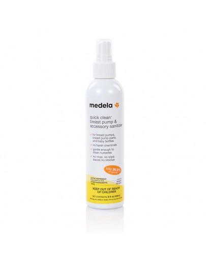 Quick Clean™ Breast Pump & Accessory Sanitizer Spray