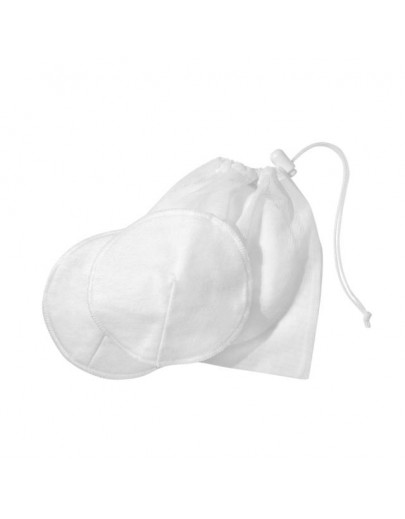 Washable Bra Pads - 100% Cotton