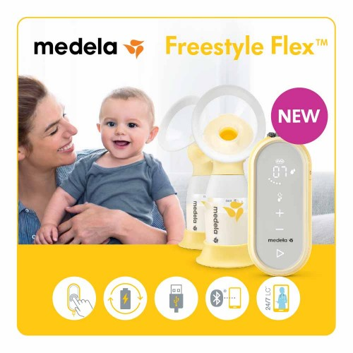 Freestyle Flex™ 2-Phase Double Electric Breast Pump