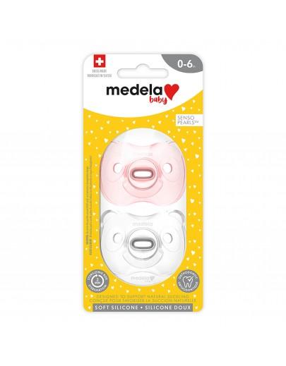 La nouvelle sucette en silicone souple de Medela Baby