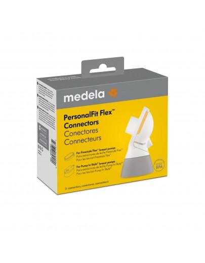 NOUVEAU Connecteur PersonalFit™ Flex maintenant compatible avec les tire-laits Freestyle Flex et Pump in Style® maxFlow™