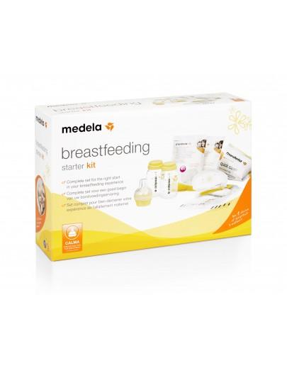 L'ensemble-accessoires de départ Medela