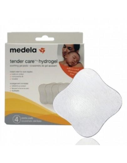 Coussinets de gel apaisant Tender Care Hydrogel – thérapie avancée pour mamelons douloureux
