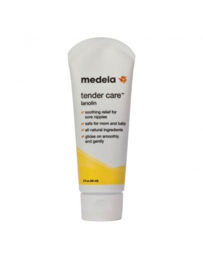 Crème Tender Care Lanolin Medela  - 2 oz